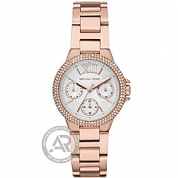 Camille Rose Gold Tone Watch