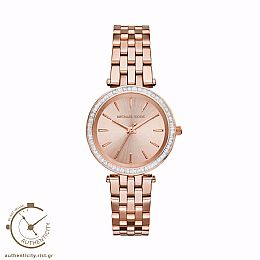 Darci Rose Gold-Tone Watch
