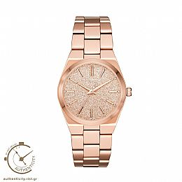 Channing Rose Gold Tone Watch